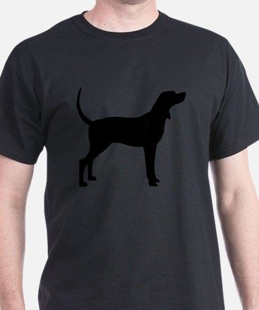 Unique Coonhound T-Shirt
