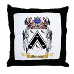 Merriman (England) Throw Pillow