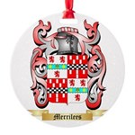 Merrilees Round Ornament
