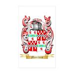 Merrilees Sticker (Rectangle 50 pk)