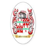 Merrilees Sticker (Oval)