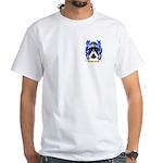 Merrick White T-Shirt