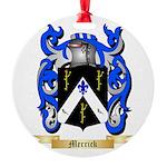 Merrick Round Ornament