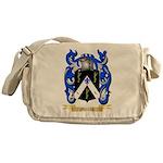 Merrick Messenger Bag