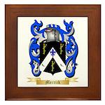 Merrick Framed Tile