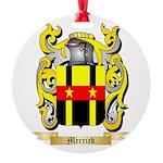 Merrick (Dublin) Round Ornament