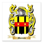 Merrick (Dublin) Square Car Magnet 3