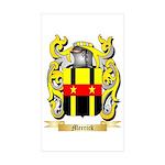 Merrick (Dublin) Sticker (Rectangle 10 pk)