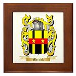 Merrick (Dublin) Framed Tile