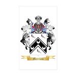 Merriam Sticker (Rectangle 50 pk)