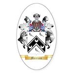 Merriam Sticker (Oval)