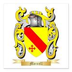 Merrell Square Car Magnet 3