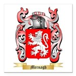Mernagh Square Car Magnet 3