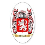 Mernagh Sticker (Oval 50 pk)