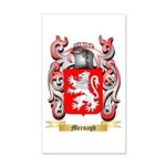 Mernagh 20x12 Wall Decal