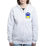 Merloz Women's Zip Hoodie