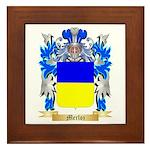 Merloz Framed Tile