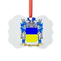 Merlier Ornament