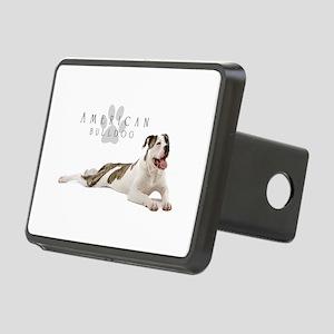 American Bulldog Hitch Cover
