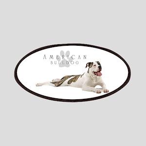 American Bulldog Patch