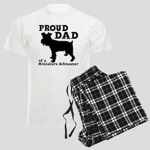 SCHNAUZER DAD Men's Light Pajamas