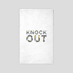 Knockout Area Rug