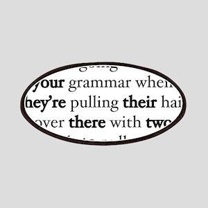 Correct Grammar Patch
