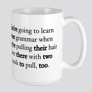 Correct Grammar Mugs