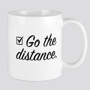 Go The Distance Mugs