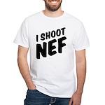 I shoot NEF - Mediarena.com T-Shirt