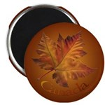 "Canada Maple Leaf Souvenir 2.25"" Magnet (100 pack)"