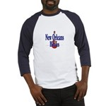 New Orleans Blues Baseball Jersey