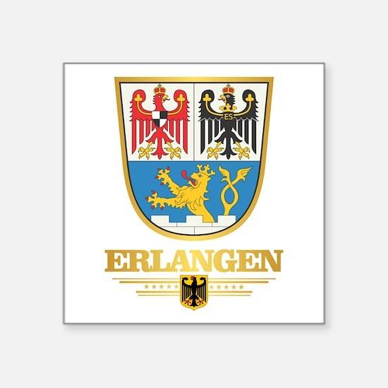 Erlangen Sticker
