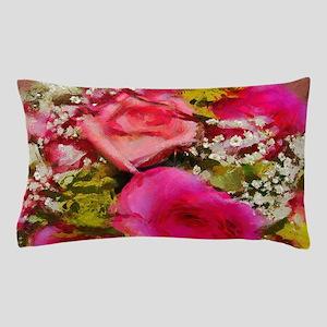 Rose Bouquet Pillow Case