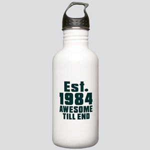 Est. 1984 Awesome Till Stainless Water Bottle 1.0L