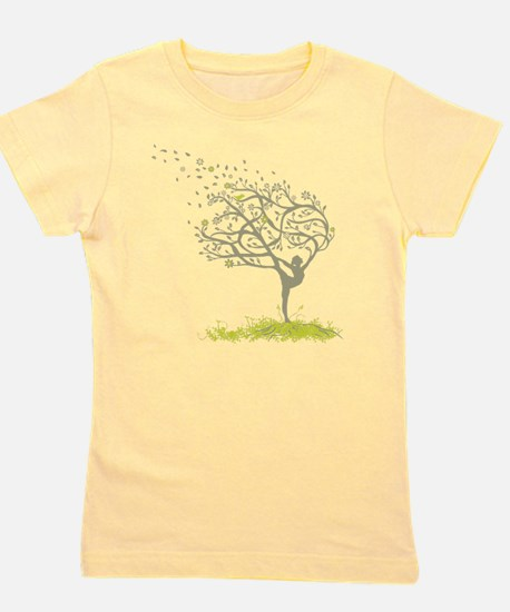 Unique Nature Girl's Tee