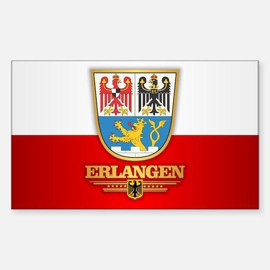 Erlangen Decal