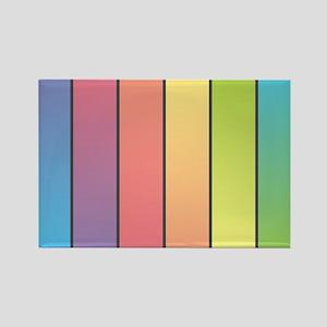 Rainbow Blend Magnets