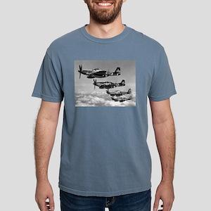 P-51 Formation Ash Grey T-Shirt