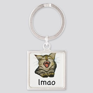 lmao Kitty Keychains