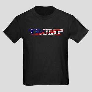Trump - American Flag T-Shirt