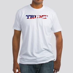 Trump - American Flag T-Shirt