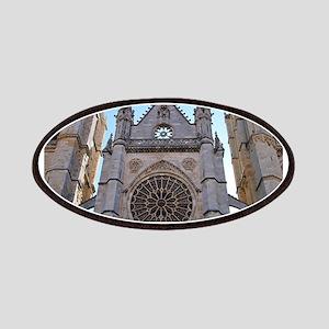 Leon Cathedral, El Camino, Spain Patch