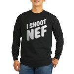 I shoot NEF - Mediarena.com Long Sleeve T-Shirt