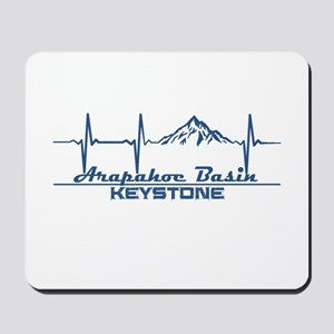 Arapahoe Basin - Keystone - Colorado Mousepad