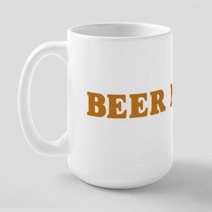 BEER ME. Large Mug