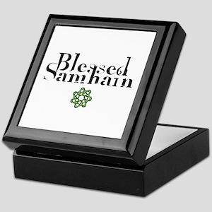 Blessed Samhain Keepsake Box