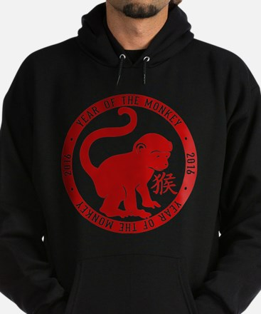 2016 Year Of The Monkey Hoodie