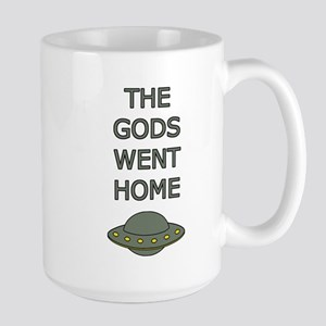 The Gods Went Home Mugs