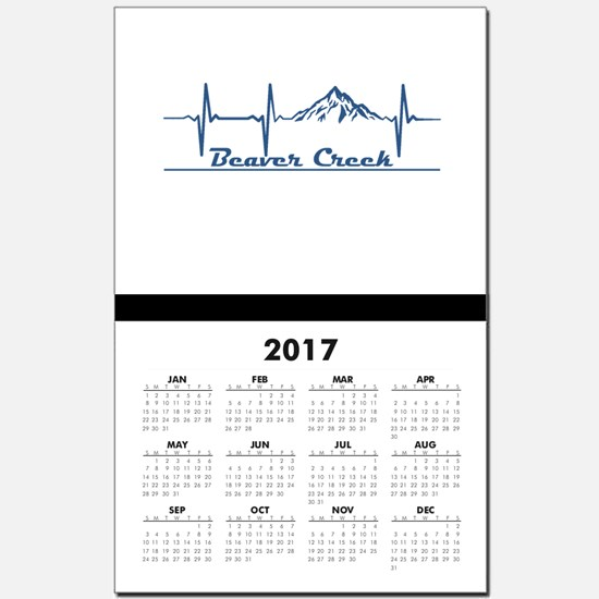 Beaver Creek Resort - Beaver Cree Calendar Print